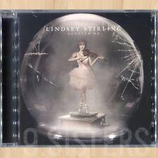 +3 BONUS TRACKS----> LINDSEY STIRLING Shatter Me DELUXE CD Sun Skip ECLIPSE 1021