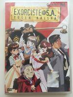 DVD NEUF **Exorciste S.A** MANGA KAZE - Série intégrale 4 OAV