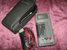 Fluke Multimeter 8020B/AG, von 1982, in Tasche, Vintage, anschauen, 1,-