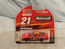 2004 Team Caliber Ricky Rudd Motorcraft # 21 NASCAR New NIP