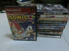 Lot of 12 Playstation 2 games PS2