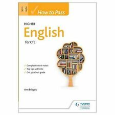 How to Pass Higher English for CFE (How to Pass - Higher Level)-ExLibrary