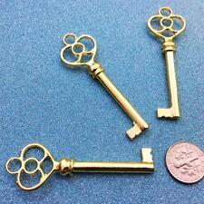 25 skeleton key Wholesale Crown Castle Dooe Unlock Wind Chime Mobile Fashion VX7