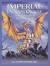 Tarocchi IMPERIAL DRAGON ORACLE by US GAMES  *Spedizione Tracciata*