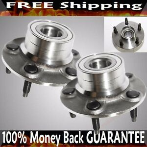 2PCS Rear Wheel Hub Bearing for 01-07 Ford Taurus 01-04 Mercury Sable 512164