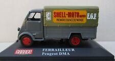 IXO 1/43 - Garage moderne - Peugeot DMA Shell
