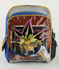 "New Yu-Gi-Oh! Boys School Backpack 12"" Medium Size Bag With Free water bottle"