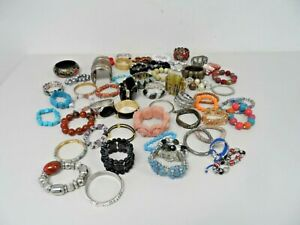 Bundle of Costume Bangle Jewellery  B11