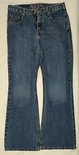 Women's Vintage Silver Jeans 30x33 Made In CANADA