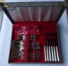 *RAR* Elegantes 30-tlg. Menübesteck Augsburger Faden, 800er Silber von WMF