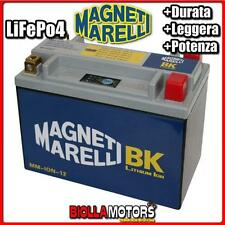 MM-ION-12 BATTERIA LITIO 12V 24AH YB16-B-CX HARLEY DAVIDSON FX/FXR Series 1340 1