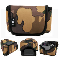 JJC Camera Pouch Case Bag for Canon Nikon Sony Fuji Olympus Mirrorless Cameras