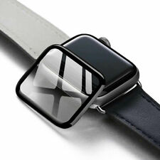 Full Cover iWatch 2 3 4 5 6 TPU Screen Protector For Apple Watch 38 40 42 44 mm