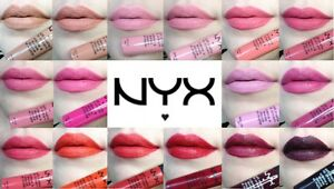 IN STOCK  - NYX SOFT MATTE LIP CREM ALL VARIOUS SHADES  /SALE/ UK