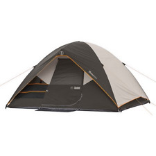 6 Person Tent 11' x 9' Cabin Hunting Camping Dome Tent Bushnell Heat Shield New