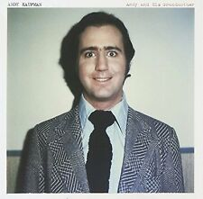ANDY KAUFMAN Andy And His Grandmother CD NEW Drag City DC410 comedy spoken word