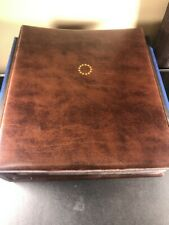 Stamp Vault - Rare US Presidents Engravings Collection - Proofcards Set In Album