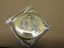 [BK61] extend to defend, new never used national guard challenge coin