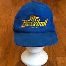 Decent Condition Vintage Mr. Baseball SnapBack