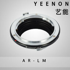 YEENON Konica AR Lens to Leica M LM Mount Adapter(No rangefinder coupled )