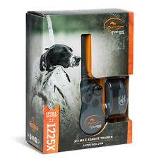 SportDOG SD-1225X SportHunter Remote Trainer Rechargeable Dog Training 3/4 mile