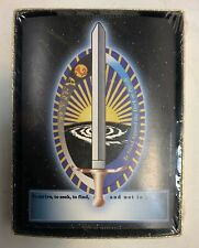 Babylon 5 Soldiers Of Light Bookplates 30 Self Stick Sci-Fi Collectibles