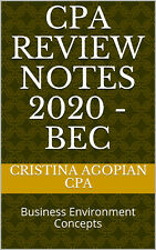 CPA Review Notes BEC 2020
