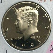 1995 S Kennedy Half Dollar - Clad Proof