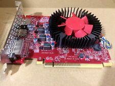 New MSI RX 460 2GB GDDR5 PCIeX1 Full Height Graphics Card GPU