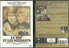 DVD - LE BON ET LES MECHANTS avec JACQUES VILLERET / CLAUDE LELOUCH NEUF EMBALLE