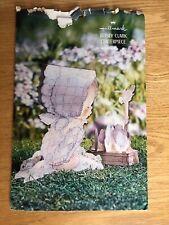 Vintage Hallmark Betsey Clark Centerpiece Smell The Flowers -Excellent - Rare