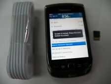 BlackBerry Torch 9800 - 4GB - Black (AT&T) Smartphone FREE BUNDLE & SHIPPING