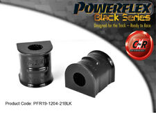 Volvo S40 04 on Powerflex Black Rear ARB To Chassis Bushes 21mm PFR19-1204-21BLK