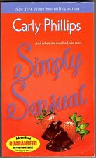 Simply Sensual by Carly Phillips (Paperback / softback, 2004)