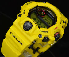 RARE NEW CASIO G-SHOCK 30TH ANNIVERSARY LIGHTENING YELLOW RANGEMAN GW-9430EJ-9