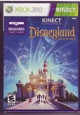 Kinect Disneyland Adventures (Microsoft Xbox 360, 2011) - BRAND NEW & SEALED