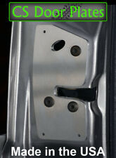 Dodge Ram (BR) 94-01 2nd gen DRIVER door latch repair & reinforcement plate