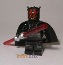 Lego Darth Maul Minifigure from set 75096 Star Wars Sith NEW sw650