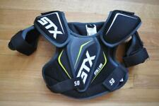 Stx Stallion 50 Youth Lacrosse Shoulder Chest Guard Pad Sz Boys 8-10 Small