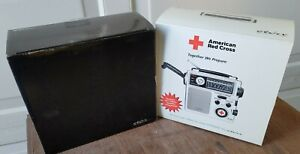 American Red Cross FR300 Emergency Radio by Eton - White New
