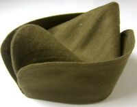 "WWI US M1917 OVERSEAS ""FRENCH STYLE"" CAP- LARGE"