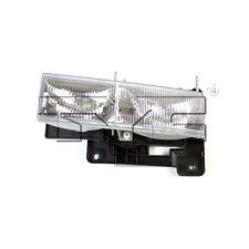 Headlight Assembly Left TYC 20-1669-00-1 Chevrolet/GMC