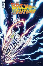 Back to the Future #6 Anthony Marques Subscription Variant Comic
