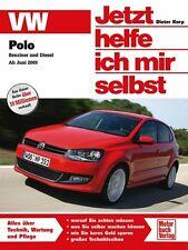 VW POLO 5 6R ab 2009 Reparaturanleitung Reparaturbuch Jetzt helfe ich mir selbst