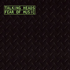Talking Heads : Fear of Music (1987) CD ~ Sire ~ Cat. #6076-2 ~ *NEW* *SEALED*
