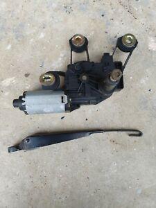 Ford Fiesta Rear Window Wiper Motor Mechanism With Arm Mk6 2002-2008