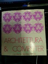 Maria Zevi: Architettura & computer Ed Bulzoni 1972