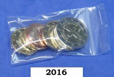 ZYPERN CYPRUS - KMS 2016  (1 cent bis 2 Euro)  UNCIRCULATED SET