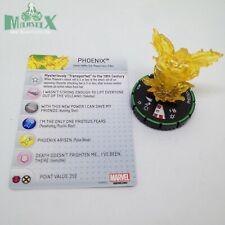 Heroclix Uncanny X-Men set Phoenix #053b Prime figure w/card!