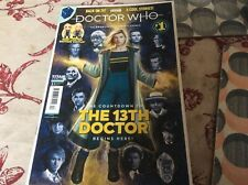 Doctor Who Tales from the Doctor countdown to the 13th Doctor. Rare edition